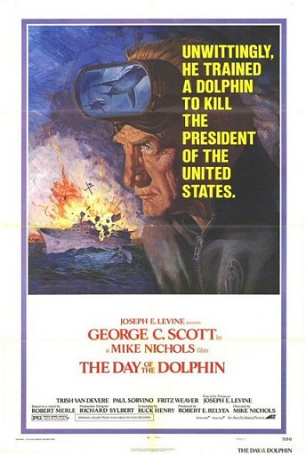 Day of the Dolphin cover art