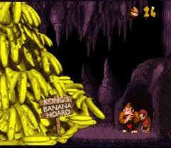 Donkey Kong Banana Hoard
