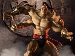Mortal Kombat 9 Goro