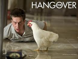 Hangover chicken